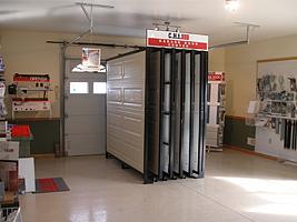 Garage Door Displays Emes Marketing Inc Specialists In
